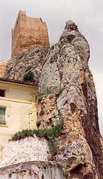 Castillo de villel de mesa for Villel de mesa